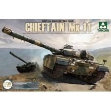 Chieftain Mk.11 British Main Battle Tank 1/35