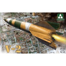 V-2 WWII German Single Stage Ballistic Missile 1/35