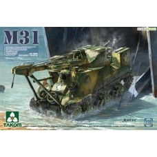 M31 US Tank Recovery Vehicle 1/35
