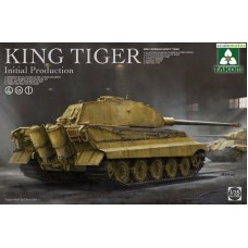 King Tiger Initial Production 1/35