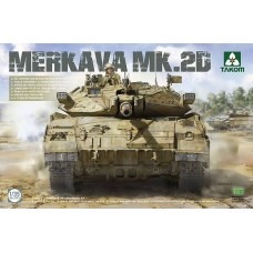 Merkava Mk.2D 1/35