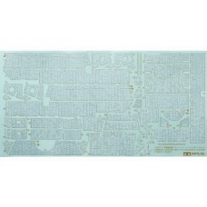 Elefant Zimmerit Coating Sheet