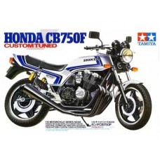 Honda CB750F Custom Tuned 1/12