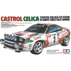 Castrol Celica Toyota Celica GT-Four '93 Monte-Carlo - Juha Kankkunen 1/24