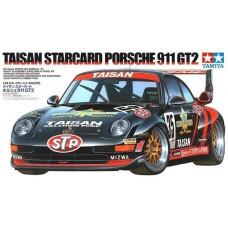 Porsche 911 GT2 Taisan Starcard 1/24