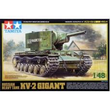 Tank KV-2 Gigant 1/48