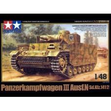 Panzerkampfwagen III Ausf.N 1/48