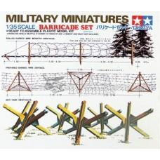 Barricade Set 1/35