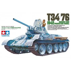 T34/76 1942 Production Model 1/35