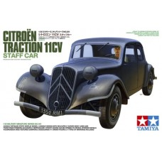 Citroën 11CV Traction Staff Car 1/35