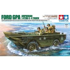 Ford GPA Amphibian 1/4ton 4x4 Truck 1/35