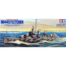 USS Fletcher DD-445 1/350