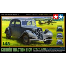 Citroen Traction 11CV Staff Car 1/48