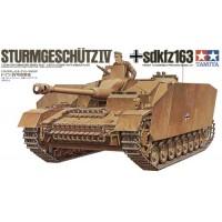 Sturmgeschütz IV Sd.Kfz. 163 1/35