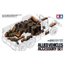 Allied Vehicles Accessory Set 1/35