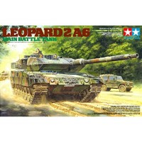 Leopard 2 A6 1/35
