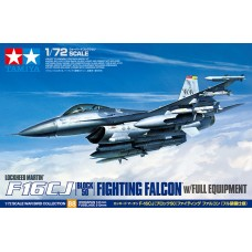 Lockheed Martin F-16®CJ (Block 50) Fighting Falcon w/Full Equipment 1/72