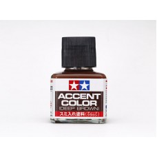 Tamiya Accent Color - Dark Red-Brown