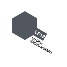 LP-13 IJN Gray (Sasebo Arsenal)