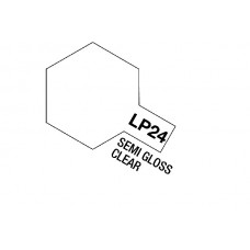 LP-24 Semi Gloss Clear