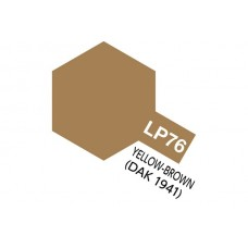 LP-76 Yellow-Brown DAK 1941