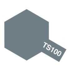 TS-100 Semi-Gloss Bright Gun Metal