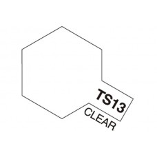 TS-13 Clear - Spray varnish