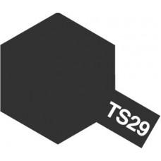 TS-29 Semi Gloss Black