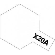 Tamiya Acrylic Thinner X-20A 10ml