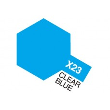 X-23 Clear Blue
