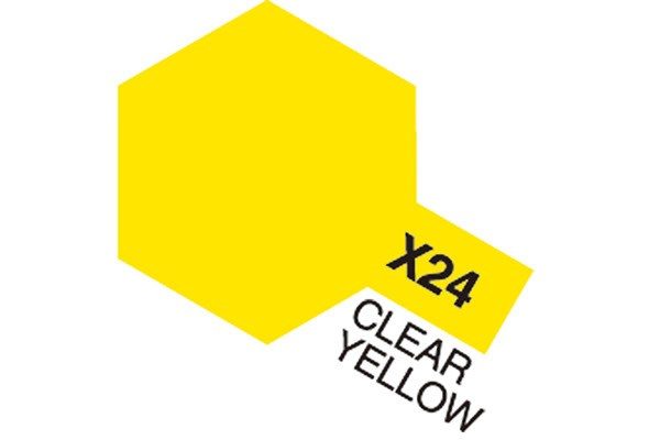 X-24 Clear Yellow