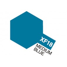 XF-18 Medium Blue