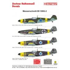 Techmod 32024 Messerschmitt Bf 109G-2 1/32