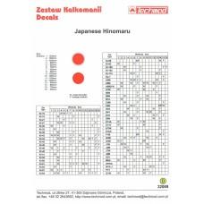 Techmod 32069 Japanese Hinomaru 1/32