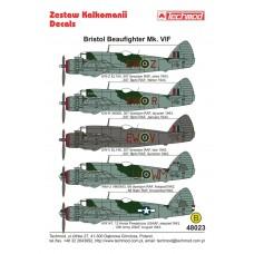 Techmod 48023 Beaufighter Mk.VIF 1/48