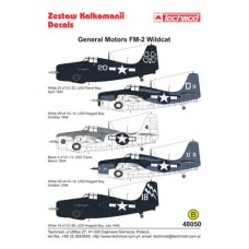 Techmod 48050 General Motors FM-2 Wildcat 1/48