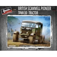 British Scammell Pioneer TRMU30 Tractor 1/35
