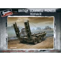 Scammell Pioneer TRCU30 Trailer 1/35