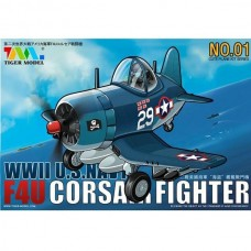 WWII U.S.Navy F4U Corsair Fighter