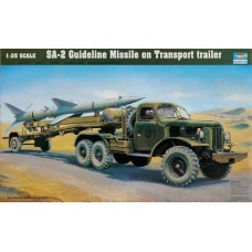 SA-2 Guideline & Transporter 1/35
