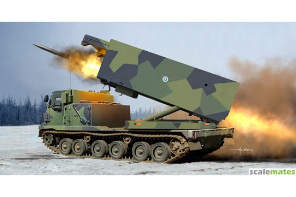 Finland/Netherlands M270/A1 Multiple Launch Rocket System 1/35