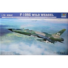 Republic F-105G-1-RE Thunderchief 1/72