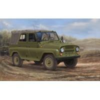 UAZ-469 All Terrain Vehicle 1/35
