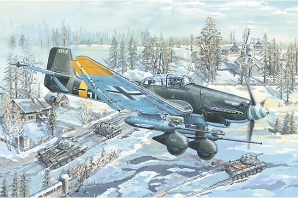 Junkers Ju-87G-2 Stuka 1/24