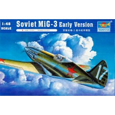 MiG-3 Early Version 1/48