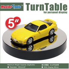 125mm Turntable with Display Mirror