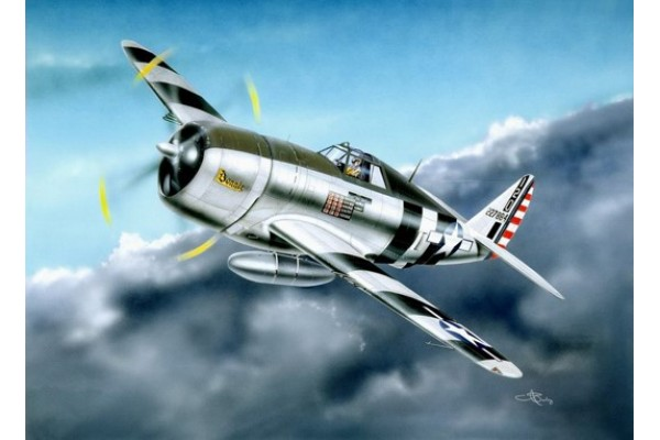 Republic P-47D Thunderbolt Razorback 1/32