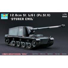 12.8 cm Sf. L/61 (Pz.Sf.V) Sturer Emil 1/72