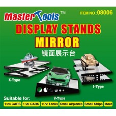 Mirror Display Stand 215mm x 99mm