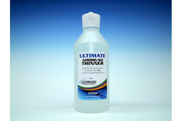 Ultimate Airbrush Thinner for acrylic paints